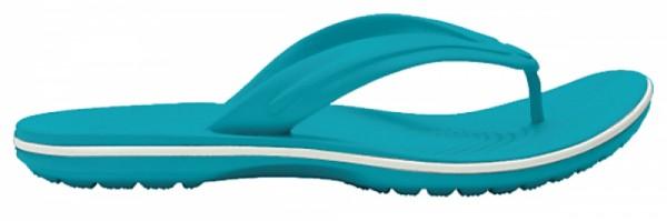 Crocs Crocband Flip Zehentrenner (Digital Aqua)