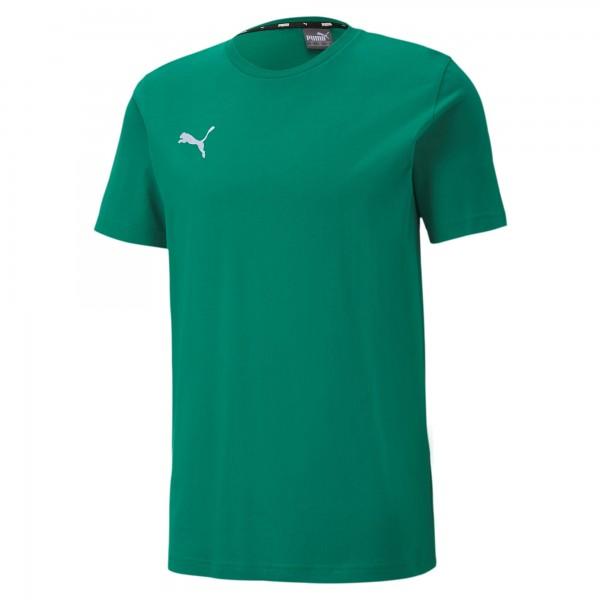 Puma TeamGOAL 23 Casuals Tee Herren T-Shirt 656578 (Grün 05)