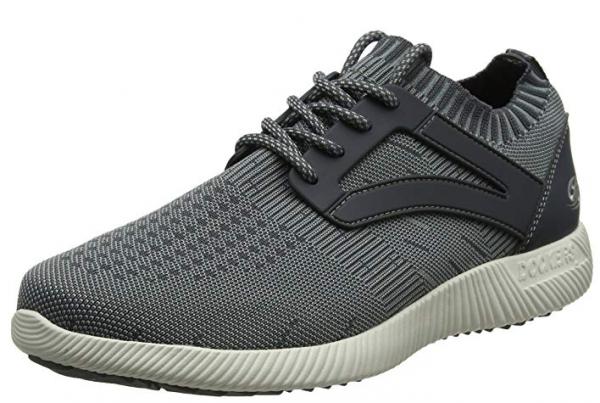 Dockers Herren Sneaker 42LI009-700 (Grau 200)