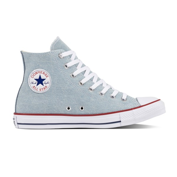 Converse Chucks Taylor All Star Hi 161491C(blau/braun)