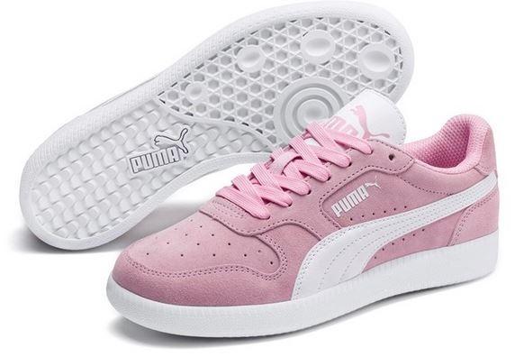 Puma Icra Trainer SD Jr Sneaker 358885 (Pink 27)
