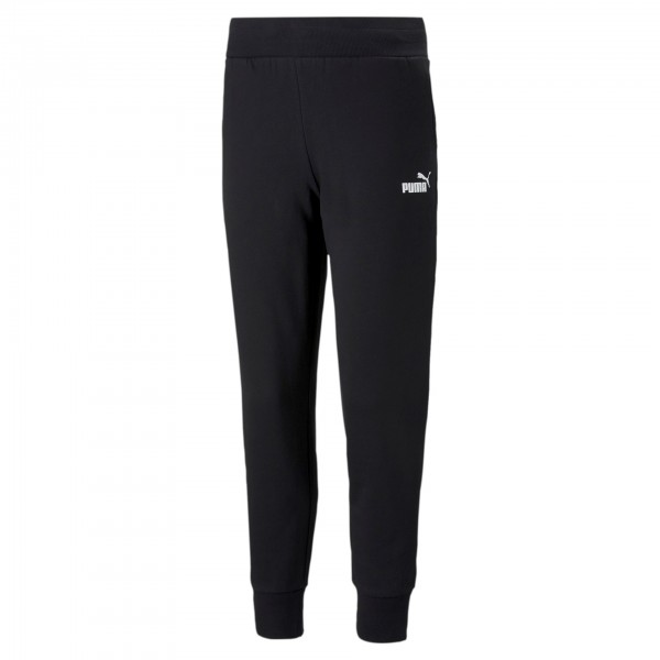 Puma Ess Sweatpants FL CL / Damen Jogginghose 586839 (Schwarz 01)