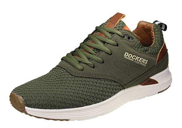 Dockers Herren Sneaker 44BC001-782 (Khaki 850)
