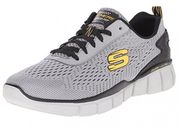 Skechers Equalizer 2.0 Settle The Score Herren Sneaker 51529 (Grau-GYYL)