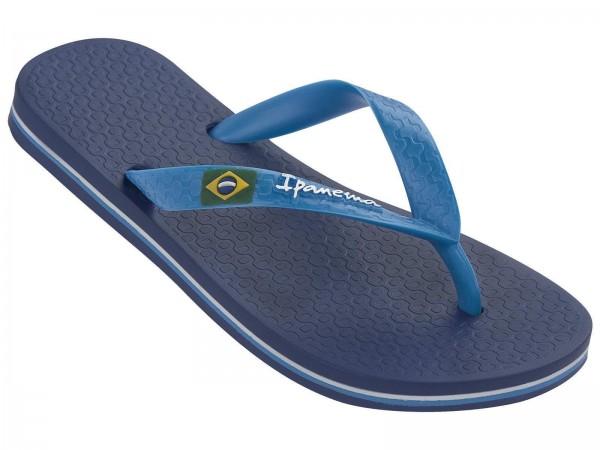 Ipanema Classic Brasil II Kinder Zehentrenner (Blau 8078)
