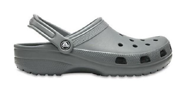 Crocs Classic Clogs (Slate Grey)