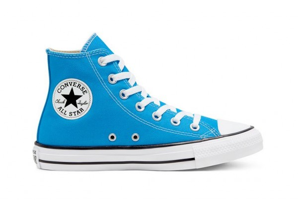 Converse Chucks Taylor All Star HI Sneaker 168574C (Blau)