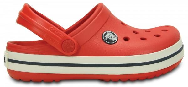 Crocs Crocband Kinder (Flame/White)