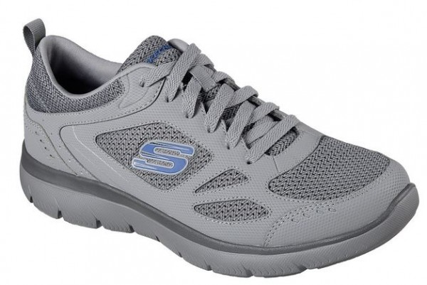 Skechers Summits-South Rim Sneaker (Grau-GRY)