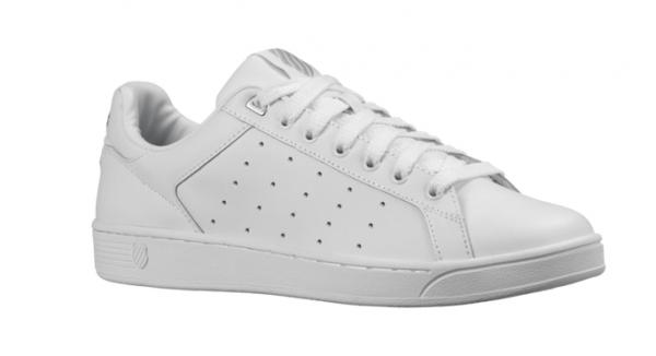 K-Swiss Clean Court CMF Herren Sneaker (Weiß 131)