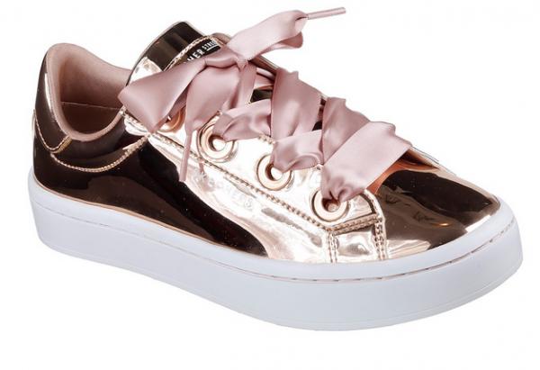 Skechers Hi-Lites - Liquid Bling Damen Sneaker 958 (Gold-RSGD)