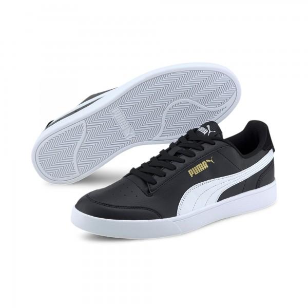 Puma Shuffle Herren Sneaker 309668 (Schwarz 04)