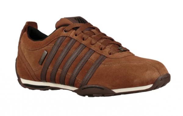 K-Swiss Arvee 1.5 SDE Herren Sneaker (Braun 248)