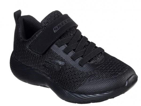 Skechers Dyna-Lite Kinder Sneaker (Schwarz-BBK)