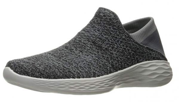 Skechers YOU-Movement Damen Sneaker (Grau-CHAR)