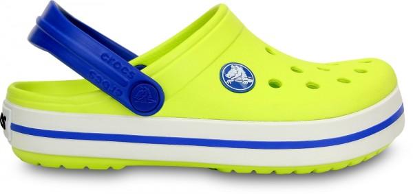 Crocs Crocband Kinder (Citrus/Sea Blue)