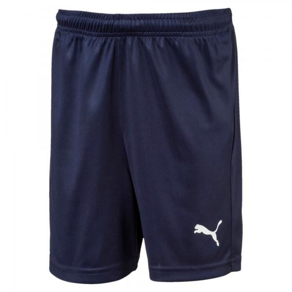 Puma LIGA Core Jr Kinder Shorts 703437 (Blau 06)