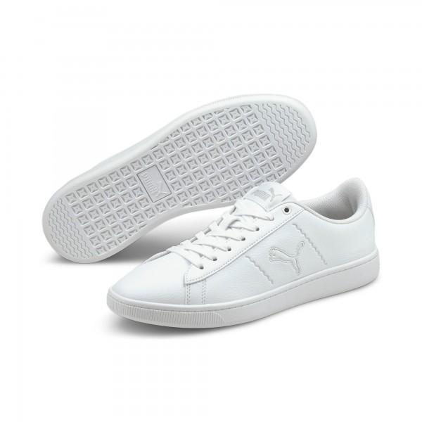 Puma Vikky v2 Cat Damen Sneaker 374904 (Weiß 01)