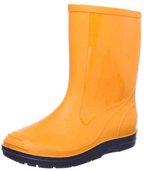 Beck Kinder Gummistiefel 486 (Orange 11)