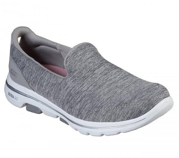 Skechers GoWalk5 - Honor Damen Sneaker 15903 (Grau-GRY)