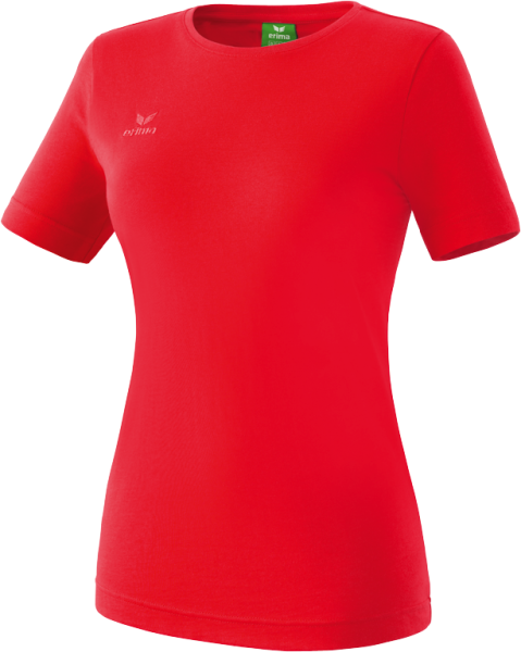Erima Teamsport Damen T-Shirt 208372 (Rot)
