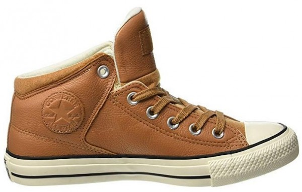 Converse Chucks Taylor All Star HI Street Hi Sneaker 157471C (Beige)