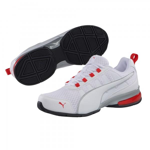 Puma Leader VT Mesh 365292 (White-Red 08)