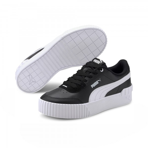 Puma Carina Lift Damen Sneaker 373031 (Schwarz 06)