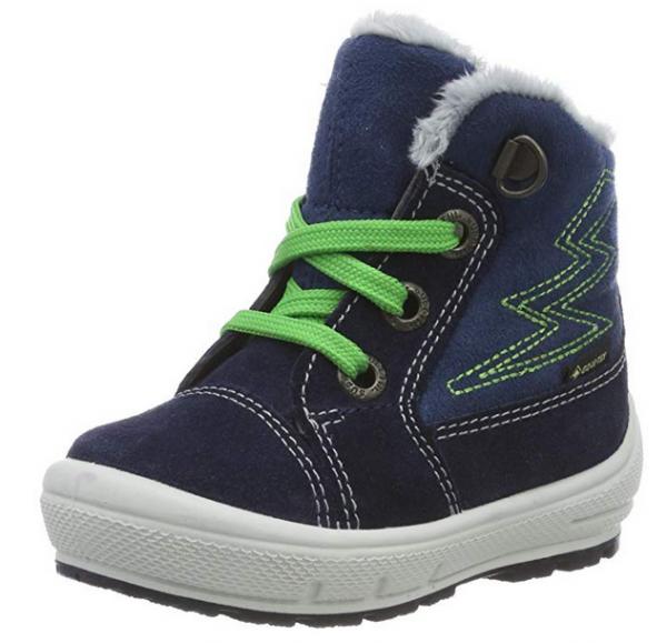 Superfit Groovy Kinder Stiefel (Blau 80)