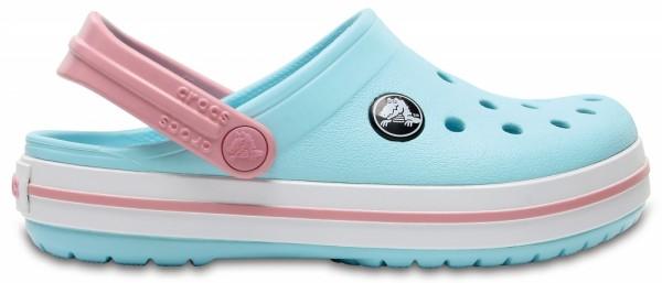 Crocs Crocband Kinder (Ice Blue/White)
