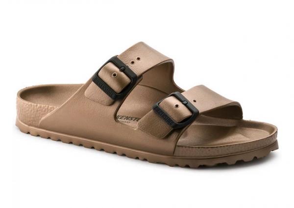 Birkenstock Arizona EVA Damen Sandale schmal 1001500 (Braun)