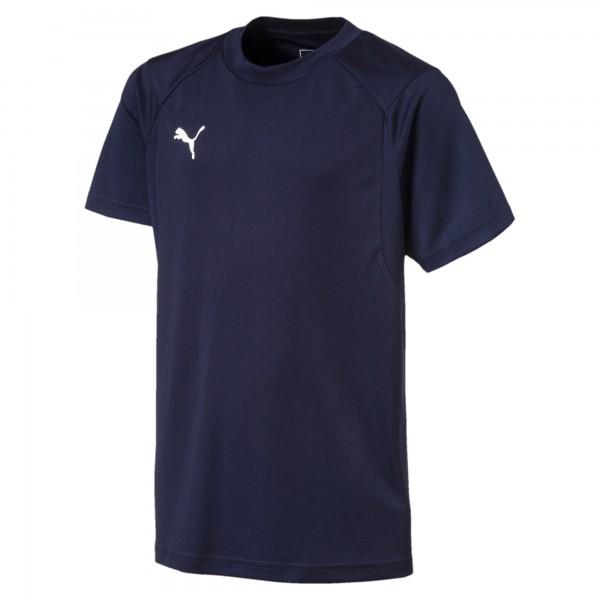 Puma LIGA Training Kinder T-Shirt 655631 (Blau 06)