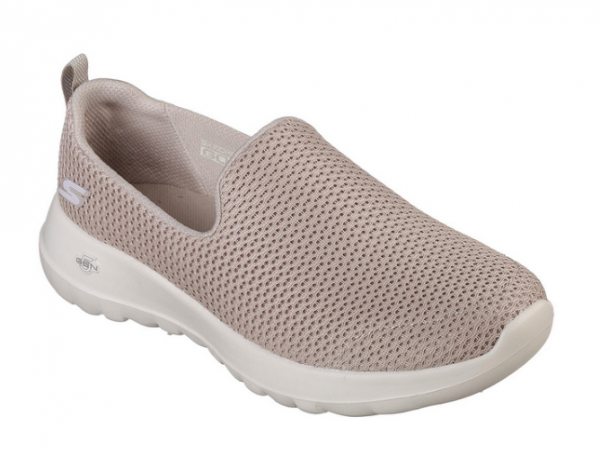 Skechers GOwalk Joy Damen Sneaker 15600 (Beige-TPE)