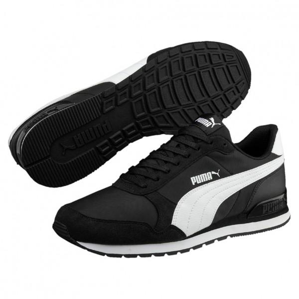 Puma ST Runner v2 NL Herren Sneaker 365278 (Schwarz 01)