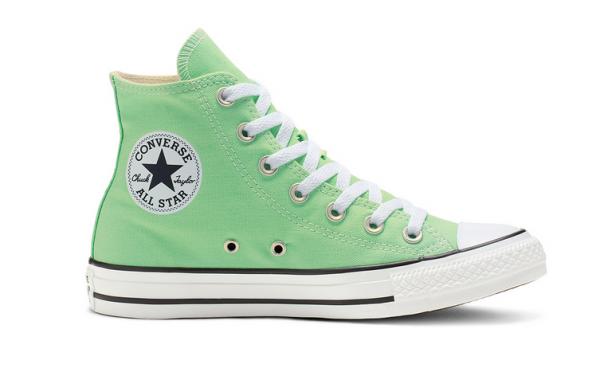 outlet store 44a01 626a6 Converse Chuck Taylor All Star HI Sneaker 164396C (Grün)