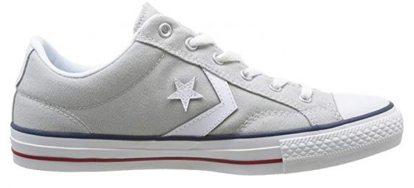 Converse Chuck Taylor Star Player Ox Sneaker 144148C (Grau)