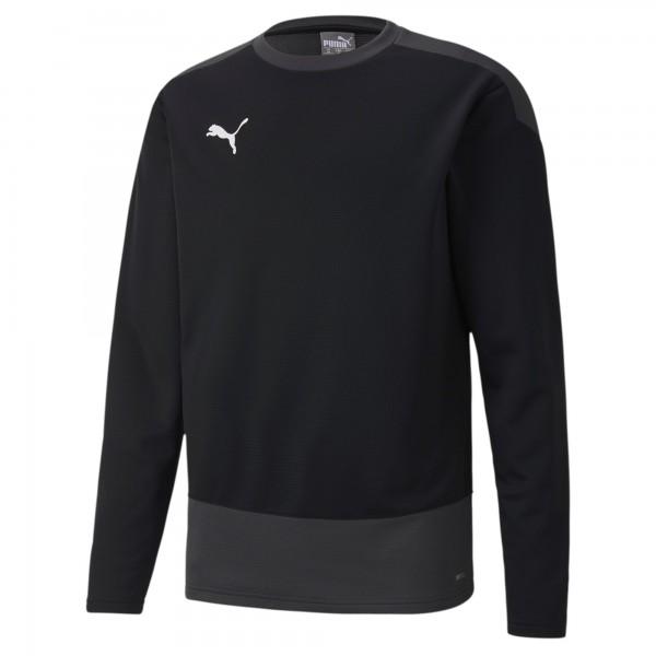 Puma TeamGOAL 23 Training Herren Sweatshirt 656478 (Schwarz 03)