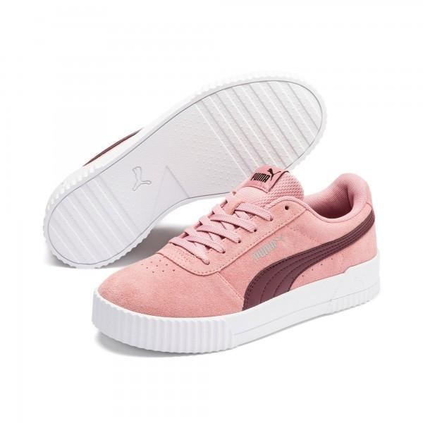 Puma Carina Damen Sneaker 369864 (Rosa 06)