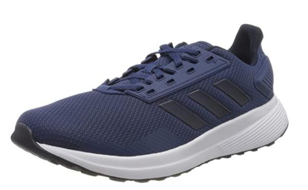 Adidas Duramo 9 Herren Sneaker EG8661 (Blau)