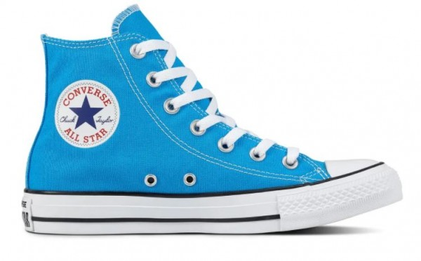 Converse Chucks Taylor All Star HI 161418 (Blau)