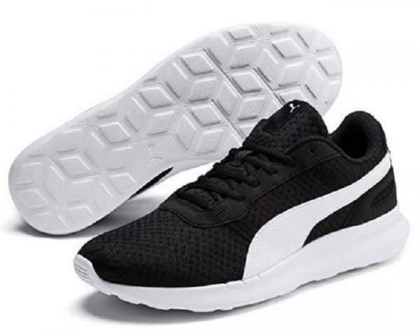 Puma ST Activate Herren Sneaker 369122 (Schwarz 01)