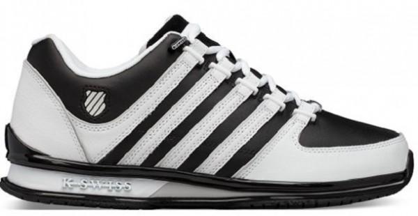 K-Swiss Rinzler SP Herren Sneaker 02283 (Schwarz/Weiß 031)
