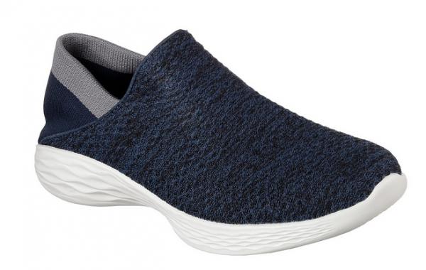Skechers YOU-Movement Damen Sneaker (Blau-NVY)