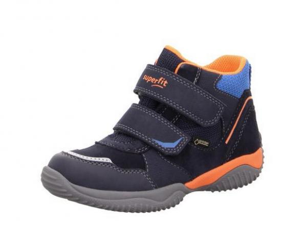 Superfit Storm Kinder Sneaker (Blau 80)