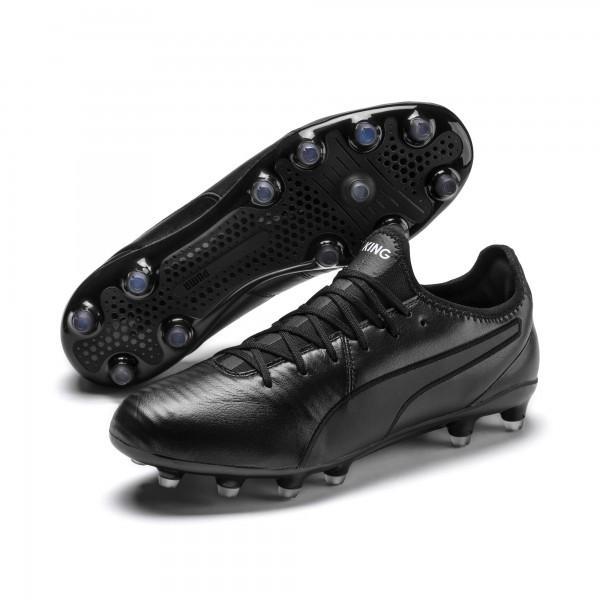 Puma KING Pro FG Herren Fußballschuhe 105608 (Schwarz 01)
