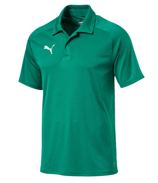 Puma LIGA Sideline Polo Shirt Herren 655608 (Grün 05)