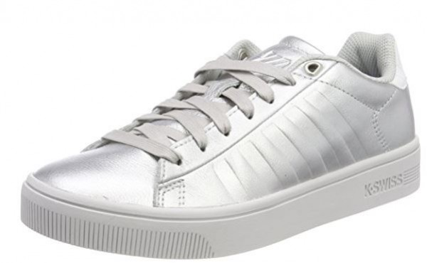 K Swiss Court Frasco Damen Sneaker 95453 (Silber 045)