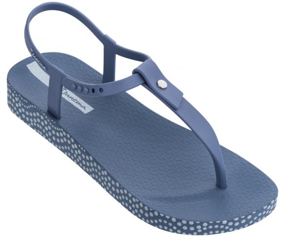 Ipanema Bossa Soft II Damen Sandale (Blau 8330)