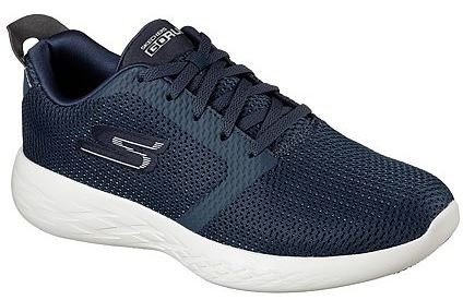 Skechers GOrun 600 - Refine Herren Sneaker 55061(Blau-NVY)