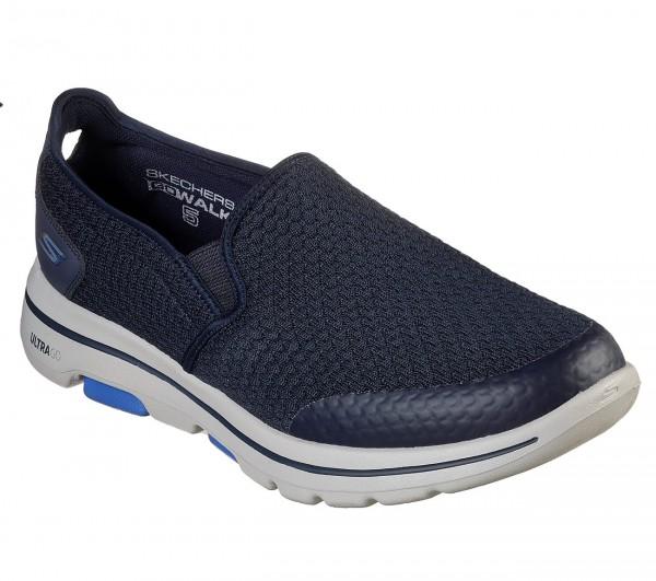 Skechers GoWalk5 - Apprize Herren Sneaker 55510 (Blau-NVY)